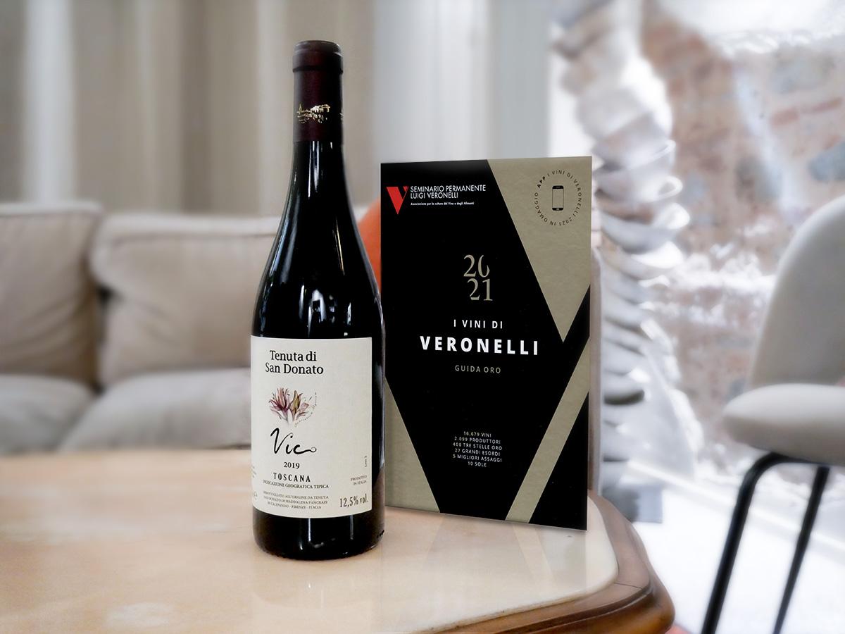 Guida Veronelli Vino Vico